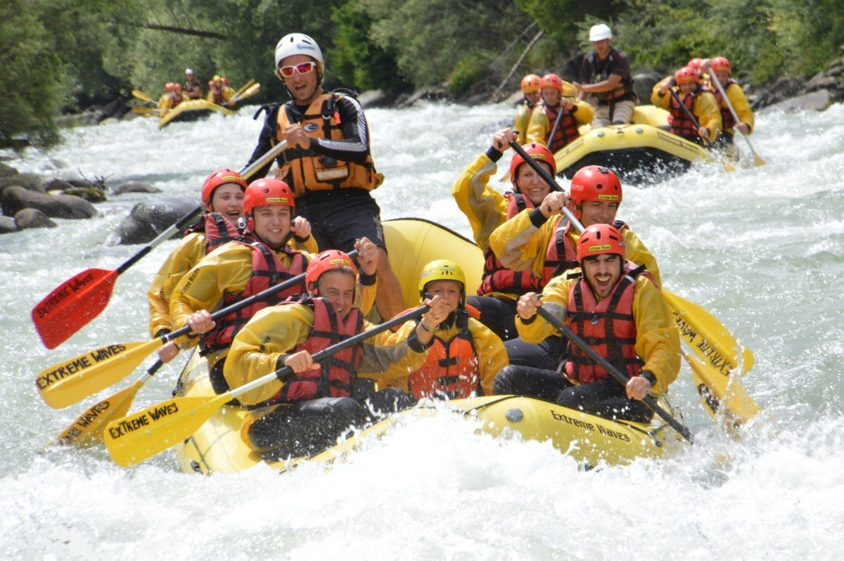 Rafting For Children (5-11yo)