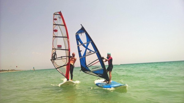 Windsurfing Lesson