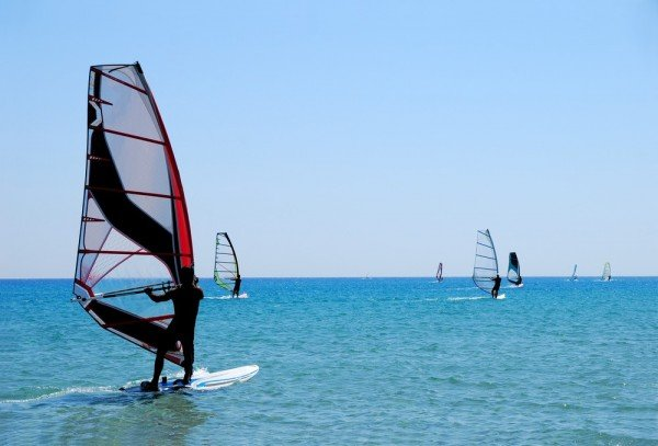 Windsurf Course Beginners