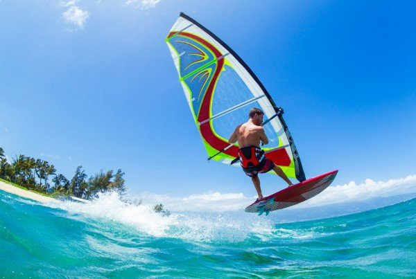 Windsurf Course Advanced Level III