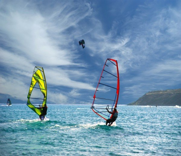 Windsurf Course Advanced Level II